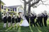 red black bling wedding-10