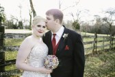 red black bling wedding-18