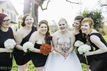 red black bling wedding-23