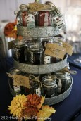 Party favor display