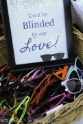 Blinded by love sunglasses