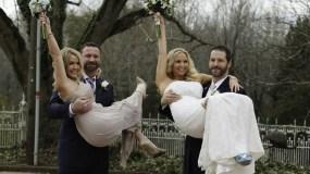 Kristy & Joe – January Wedding