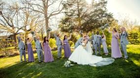 Tammy & Jamie – April Wedding