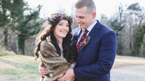 Adrianna & Nicholas – December Wedding