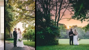 Emily & Jamey – May Wedding