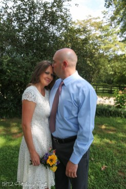 August Outdoor Elopement 1812 Hitching Post-9