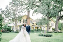 August Outdoor Wedding 1812 Hitching Post-17