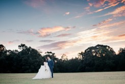 August Outdoor Wedding 1812 Hitching Post-20