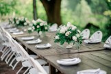 August Outdoor Wedding 1812 Hitching Post-4