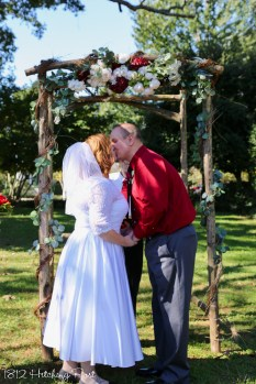 October Wedding 1812 Hitching Post-16