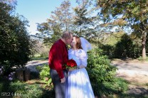 October Wedding 1812 Hitching Post-17