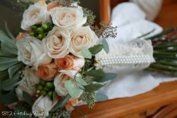 September Wedding 1812 Hitching Post-10