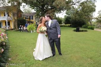 September Wedding 1812 Hitching Post-24