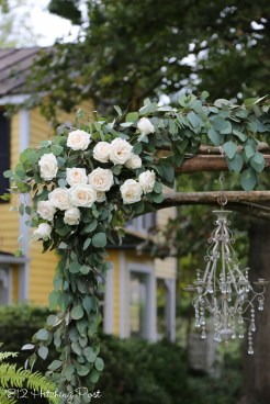 September Wedding 1812 Hitching Post-8