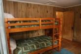 Bunk beds in 2nd bedroom