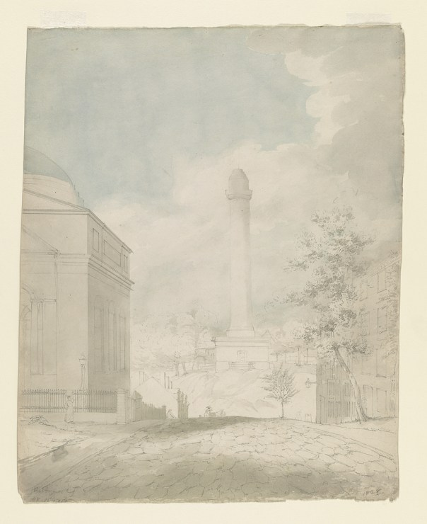 Washington Monument, 1828