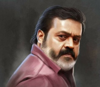 Actor Suresh Gopi's MASS new look is trending! - Malayalam News ...