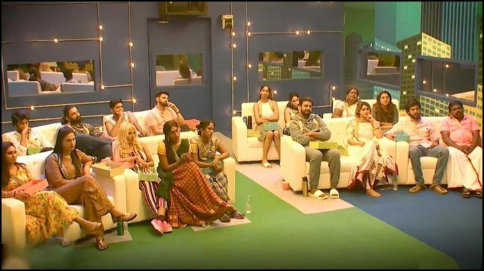 Bigg Boss 5 Tamil: Three housemates are listed within the hazard