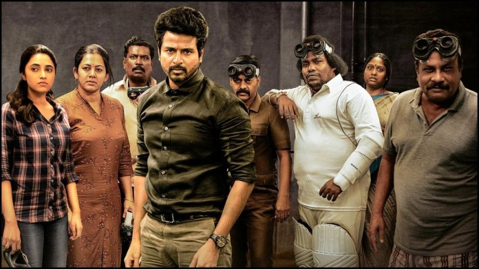 The spine-tingling trailer of Sivakarthikeyan's Physician is he