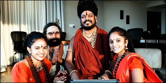Nithyananda's teen disciple releases shocking video - Tamil News -  IndiaGlitz.com