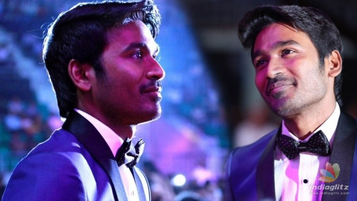 Dhanush to team up with RRR makers! - Hot Update