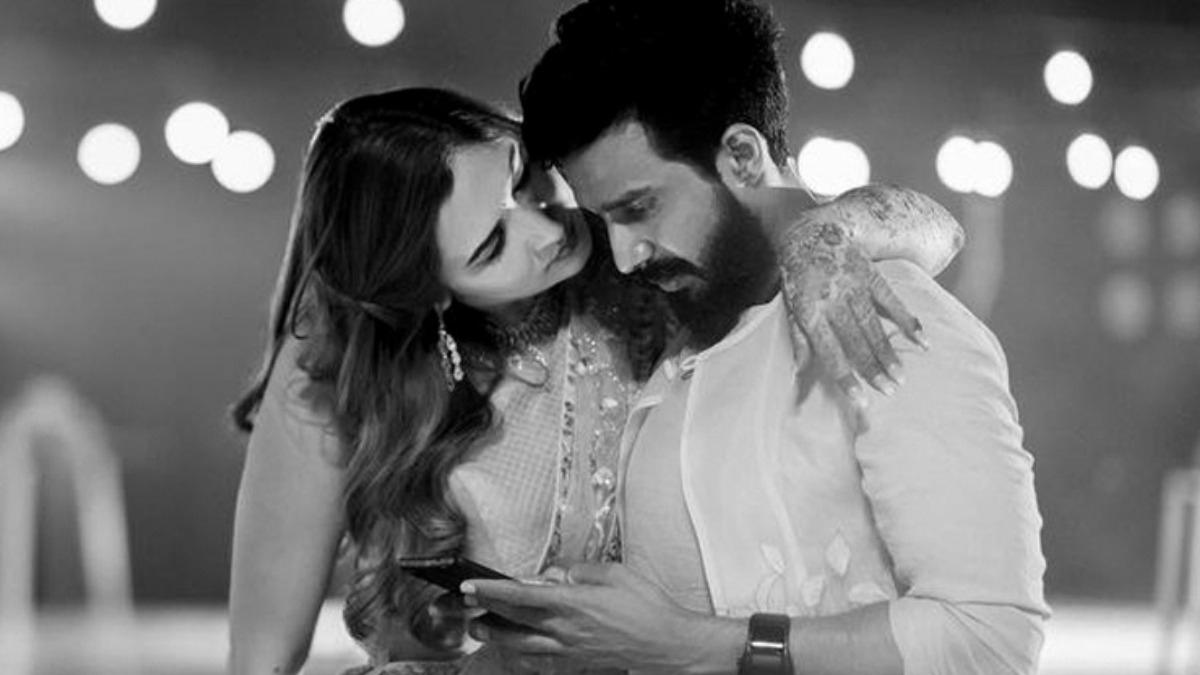 Vishnu Vishal-Jwala Gutta's pre-wedding festival photos spread by word of  mouth-Tamil News - Actionra