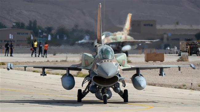 An F-16I, operated by the Israeli military (file photo by AFP)