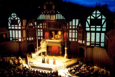 2011-Summer-Southern-Oregon-Travel-Ashland-Elizabethan-outdoor-theater-Henry-VIII-lead-photo