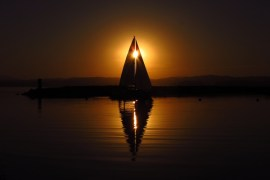 debbie_tegtmeier_sunset_sailboat_2014