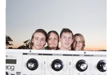 the seaons, indie rock, medford music, oregon indie rock music
