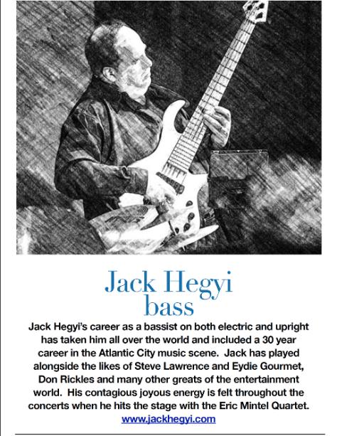 Jack Hegyi Bio