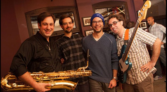 <b>Jack Furlong Quartet (Postponed)</b><br>Saturday, March 14 — 8:00 PM