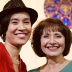 Stephanie and Rosalie Chin
