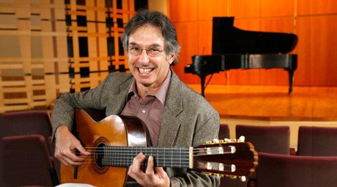 <b>Allen Krantz, Solo Classical Guitar</b><br>Friday, August 16 — 8:00 PM