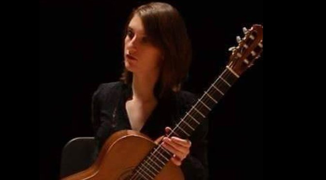 <b>Liz Hogg, Guitarist</b><br>Saturday, September 7 — 3:00 PM