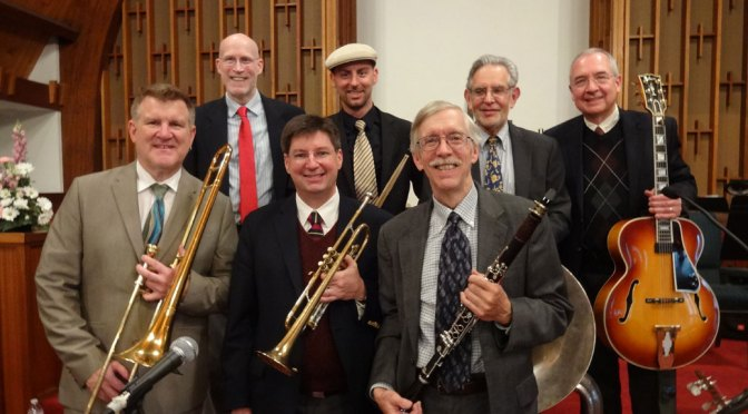 <b>Hymns & Spirituals with Jerry Rife's Rhythm Kings</b><br>Sunday, May 12 — 3:00 PM