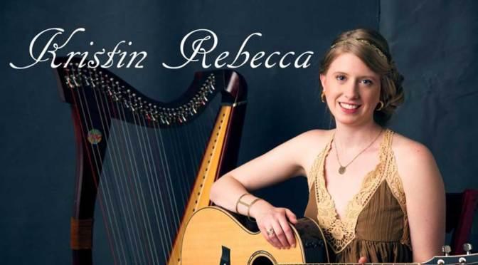 <b>Kristin Rebecca</b><br>Saturday, January 18 — 2:00 PM