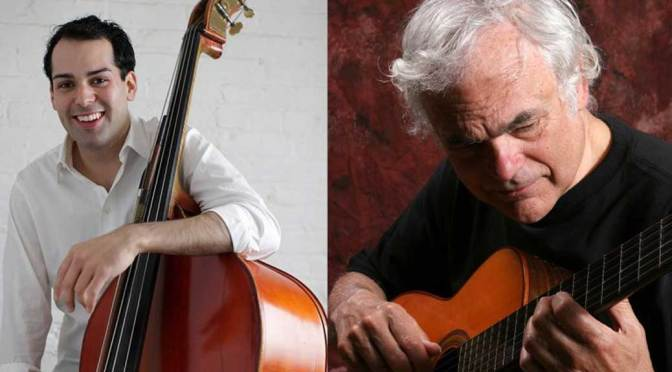 <b>Gene Bertoncini and Josh Marcum</b><br>Saturday, March 7 — 8:00 PM