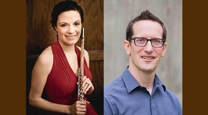 <b>Megan Emigh Carroll, Flute and Graeme Burgan, Piano</b><br>Saturday, September 14 — 8:00 PM