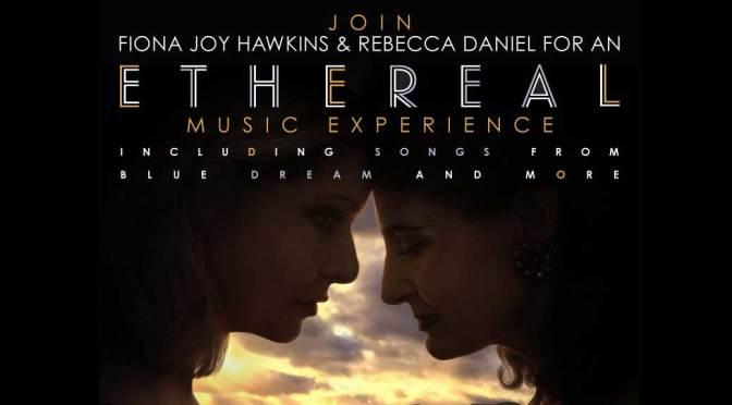 <b>Fiona Joy Hawkins and Rebecca Daniel</b><br>Sunday, September 29 — 7:30 PM