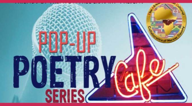 Pop-up Poetry Cafe