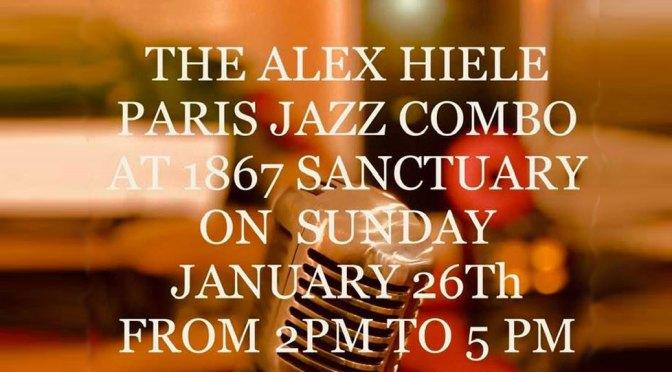 A;ex Hiele Jazz Combo