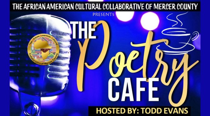 <b>Poetry Café (Cancelled)</b><br>Wednesday, March 18 — 6:00 PM