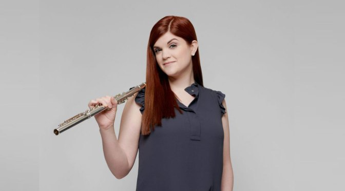 "<b>Jocelyn Crosby, Flutist – ""Peace & Plenty""</b><br>Saturday, February 22 — 2:00 PM"