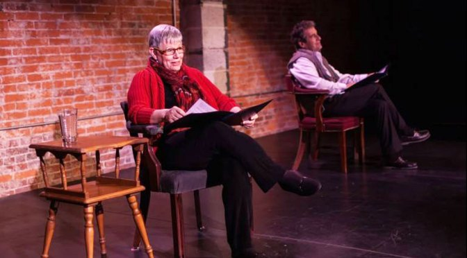 "<b>A. R. Gurney's ""Love Letters""</b><br>Saturday, February 15 — 2:00 PM"
