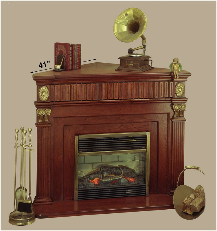 186CLOSEOUT – Factory Closeout – Stone Bases & Electric Fireplaces ...