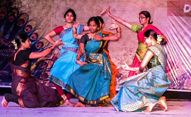 The inaugurals simply rocked the dance forms from all over india