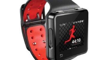 Absolut sportlich – die MotoACTV SmartWatch