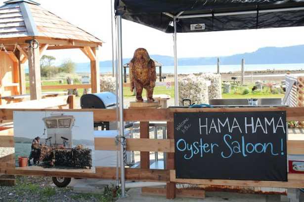 Hama Hama Oyster Bar