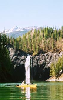 PeeWee Falls